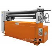 Станок вальцовочный эл.мех. Stalex ESR-1300x6,5, Ø валков 150мм., 1100 кг.