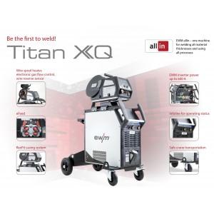 Новинка от EWM - Titan XQ puls