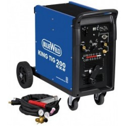 BlueWeld KING TIG 200 AC/DC-HF/Lift 3
