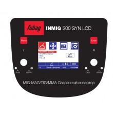 Fubag INMIG 200 SYN LCD