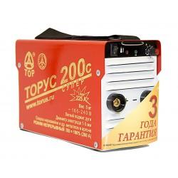 ТОРУС-200С Супер сварочный инвертор