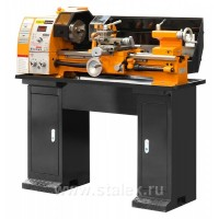 Станок настольный токарный Stalex SBL 280, 280х700 мм, 1,5 кВт, 230В с подставкой