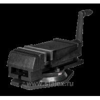 Тиски станочные Stalex MVA100 с поворотным основанием, ширина губок 100 мм