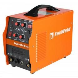 FoxWeld TIG 203 DC Pulse