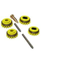 Комплект роликов для стальной проволоки FE (MC/FC) V1.6 DURATORQUE KIT №1