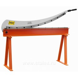 Гильотина ножная Stalex Q01-1х1000
