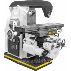Горизонтально-фрезерный станок Stalex X6132, стол 1320х320 мм с УЦИ,X/Y, 380В