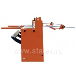 Гильотина ручная Stalex Q01-0.8х2540