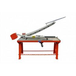 Гильотина ручная сабельного типа Stalex KHS-1000, (1,0/1000мм.)