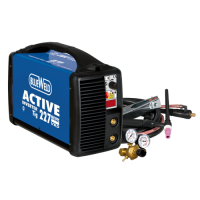 BlueWeld ACTIVE Tig 227 MV/PFC DC-LIFT VRD
