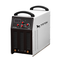 Сварочный инвертор TRITON ARC 400 CEL