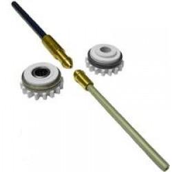 Комплект роликов для стальной проволоки SS (FE,CU) V0.6 GT02C KIT №1