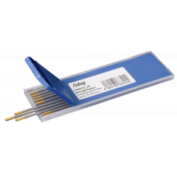 Вольфрамовые электроды D2.4x175мм (gold)_WL15 (10 шт.)