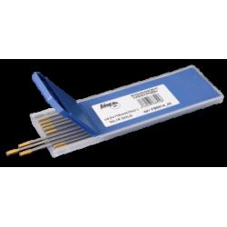 Вольфрамовые электроды D4.0x175мм (gold)_WL15 (10 шт.)