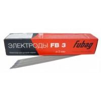 Электрод сварочный с рутиловым покрытием FB 3 D3.0 мм (пачка 5 кг)