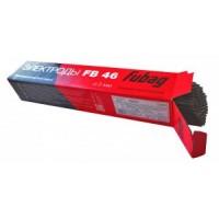 Электрод сварочный с рутилово-целлюлозным покрытием FB 46 D4.0 мм (пачка 5 кг)