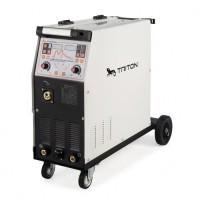 Сварочный полуавтомат TRITON ALUMIG 300P Dpulse Synergic