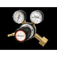Регулятор расхода газа азотный А-90-5 (манометр +  расходомер)