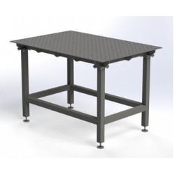 Сварочно-сборочный стол 2D-ЭКО ЦЕХ D16 800х1400 мм