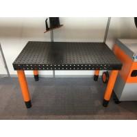 Сварочно-сборочный стол 3D-ЭКО ЦЕХ D16 800х1400 мм