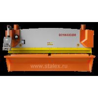 Гильотина гидравлическая Stalex QC12K-6x3200 Е21S