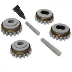 Комплект роликов для стальной проволоки SS (FE,CU) V0.8-0.9 DURATORQUE KIT №1