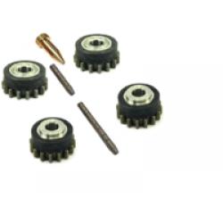 Комплект роликов для стальной проволоки SS (FE) V0.8-0.9 HD DURATORQUE KIT №1