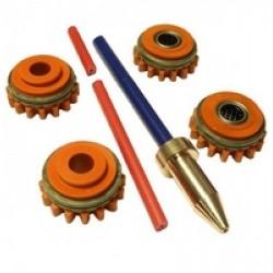 Комплект роликов для стальной проволоки SS (FE,CU) V1.2 DURATORQUE KIT №2