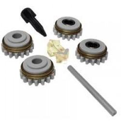 Комплект роликов для стальной проволоки SS (FE,CU) V0.6 GT04 KIT №1