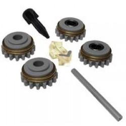 Комплект роликов для стальной проволоки SS (FE,CU) V2.0 GT04 KIT №1