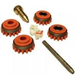 Комплект роликов для стальной проволоки FE (MC/FC) V1.2 GT04 KIT №1
