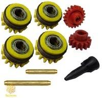 Комплект роликов для алюминиевой проволоки  AL T1.6 BB WFS SL500 KIT