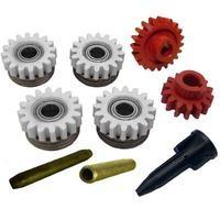 Комплект роликов для алюминиевой проволоки  AL T2.0 BB WFS SL500 KIT