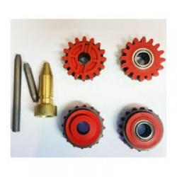 Комплект роликов для стальной проволоки FE (MC/FC) V1.0 DURATORQUE KIT №1