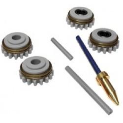 Комплект роликов для стальной проволоки SS (FE,CU) V0.6 DURATORQUE KIT №2