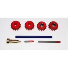 Комплект роликов для стальной проволоки FE (MC/FC) V1.0 DURATORQUE KIT №2