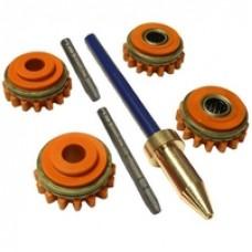 Комплект роликов для стальной проволоки FE (MC/FC) V1.2 DURATORQUE KIT №2