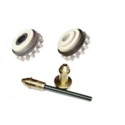 Комплект роликов для стальной проволоки FE (MC/FC) V0.8/0.9 GT02 KIT №1