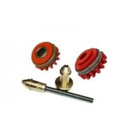 Комплект роликов для стальной проволоки FE (MC/FC) V1.0 GT02 KIT №1