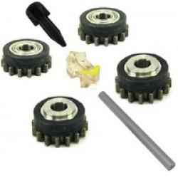 Комплект роликов для стальной проволоки SS (FE) V1.6 HD GT04 KIT №1