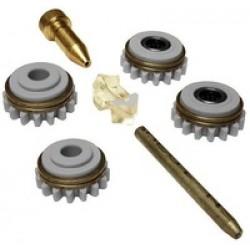 Комплект роликов для стальной проволоки FE (MC/FC) V0.8-0.9 GT04 KIT №1
