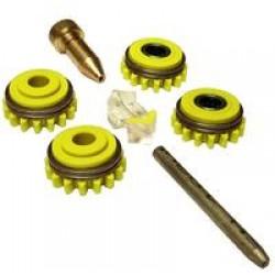 Комплект роликов для стальной проволоки FE (MC/FC) V1.6 GT04 KIT №1