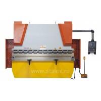 Пресс гидравлический гибочный Stalex WC67K-80/2500 Е21 (ось Y; X + V механическая)