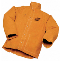 Кожаная куртка сварщика, L