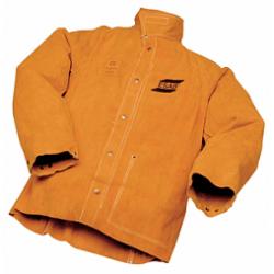 Кожаная куртка сварщика, M