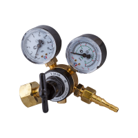 Регулятор расхода газа углекислотный У-30-5М                     (манометр +  расходомер)